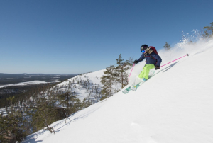 Ski Rental for Niinilahti Holiday Cottages