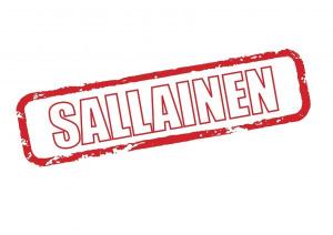 Erittäin Sallainen Oy logo