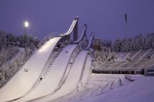 Lahti Ski Museum for Lahden Museot