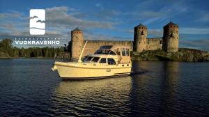 Saimaa Guided Tour for Saimaa Charter Ltd - Saimaan Vuokravenho Oy
