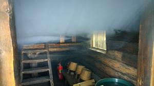Smoke Sauna for Gallen-Kallela Museum