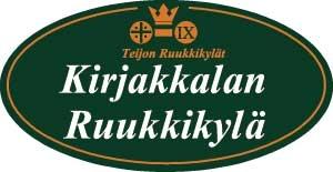 B&B Kirjakkalan Ruukkikylä/Kirjakkala Ironworks Village logo