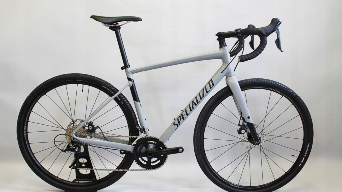 Specialized Diverge E5 for Ticket To Ride