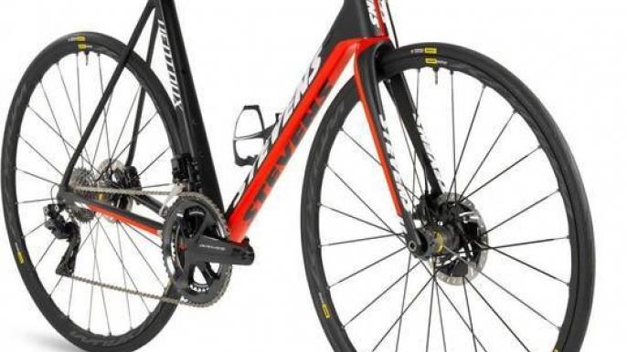 Stevens Ventous Disc Ultregra DI2 Carbon (ES) for Allure Bike Rental