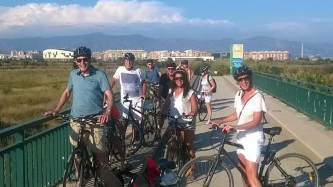 Guided Tour - Alternative Bike Tour - Malaga for Malaga bike tours