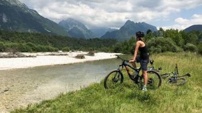 MTB Bovec and Surroundings for Outdoor Galaxy
