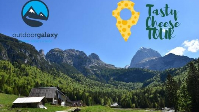 Guided tour - Tasty Cheese - Slovenia for Outdoor Galaxy