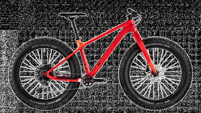 Canyon Dude 8.0 fatbike for Roll Outdoors Oy