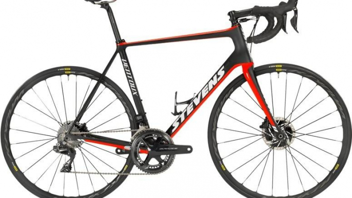 Stevens Ventoux Disc Ultegra Carbon (ES) for Allure Bike Rental