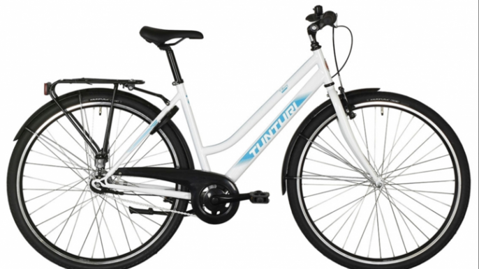 tunturi city bike