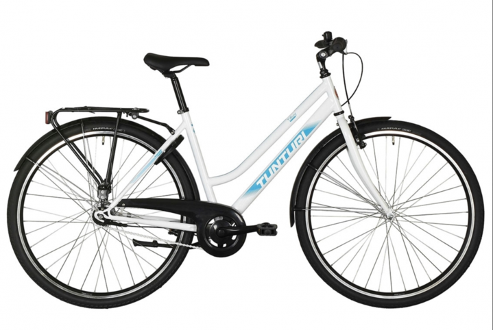 Tunturi City Bike for Stadi Bike Shop Helsinki