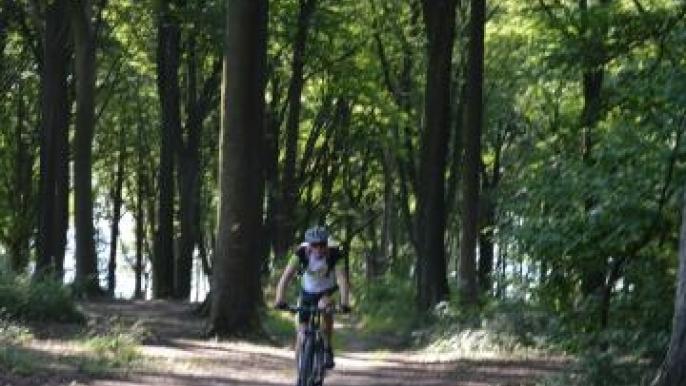 MTB Kortrijk - Liège (B) - May 2020 for Transactief Mountainbike Adventours