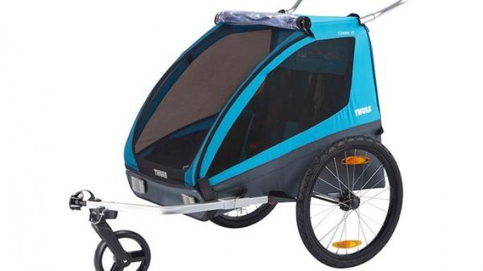 Thule Coaster XT for Stadi Bike Shop Helsinki