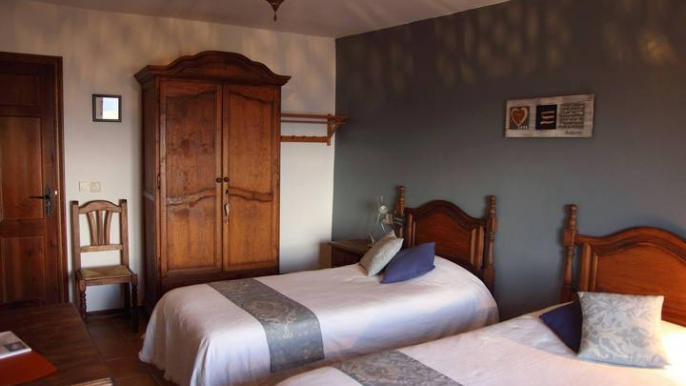 Twin Room for El Parraje Berchules
