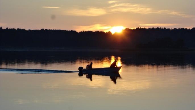 Ödkarby Sea Fishing for Hjortö stugor & stockhus