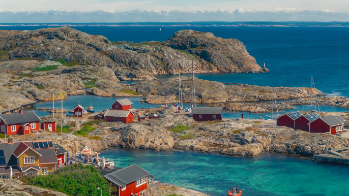 Heart Of Sweden Tour for Heart in Nature Travel