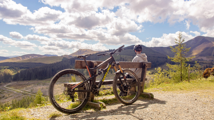 MTB package - Bergslagen Cycling 3 days  for Heart in Nature Travel