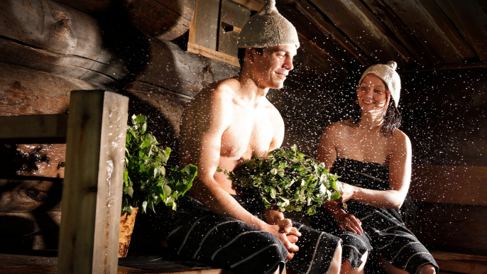 Experience Sauna, Ice Swimming and Northern Lights Ivalo-Saariselka for Lapland Welcome Ltd