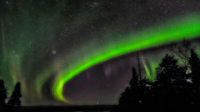 Auroras Northern Lights by Car and on Foot (photographing tour)- Ivalo-Saariselkä for Lapland Welcome Ltd