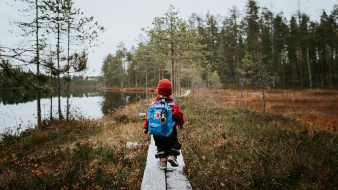 Sauna, Nature Walk and Overnight for Hotelli Nuuksio