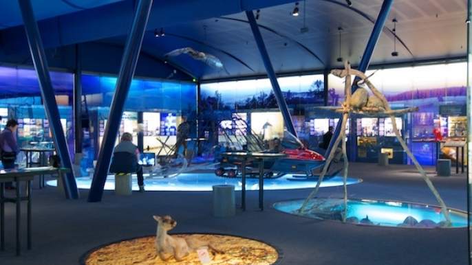 Sami Village Inari and Siida Museum by Car for Lapland Welcome Ltd