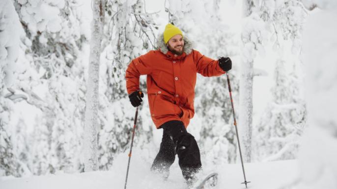 Snowshoeing Safari in Nuuksio National Park for Hotelli Nuuksio