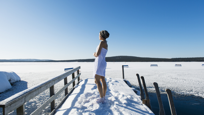 2,5 days Wellness and Sauna holiday in Nuuksio National Park (all inclusive) for Hotelli Nuuksio