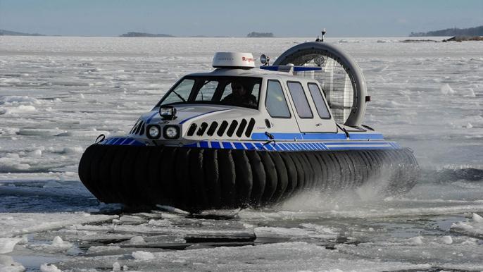 Redrib Ice Experience for REDRIB Experience