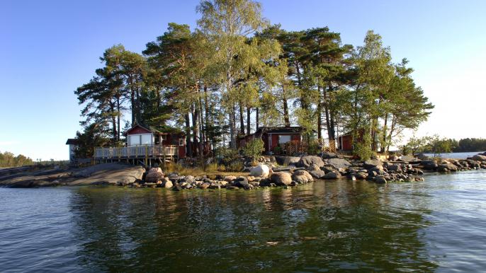 Redrib Archipelago Experience I for REDRIB Experience