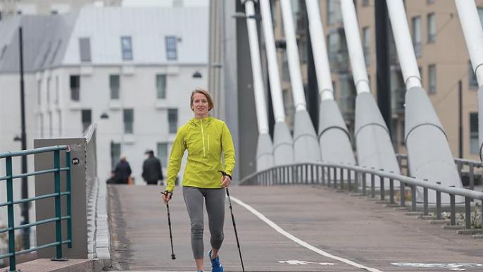 Nordic Walking in Helsinki – Private Tour for Jogging Helsinki