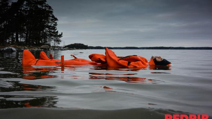 Redrib Survival Suit Experience for REDRIB Experience